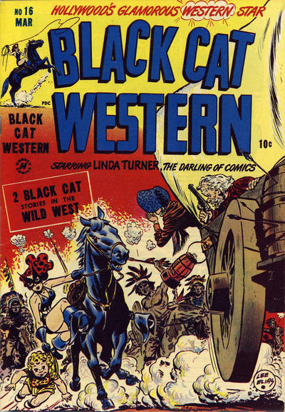 Black Cat Comics Vol 1 16