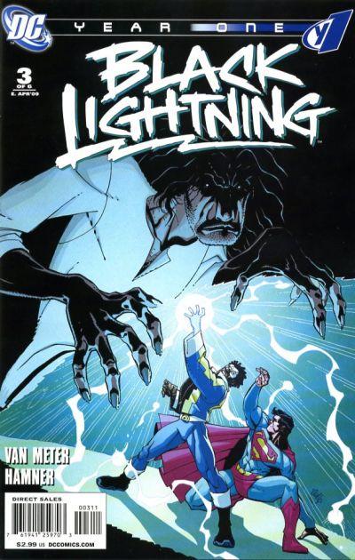 Black Lightning: Year One Vol 1 3
