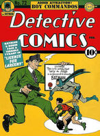 Detective Comics Vol 1 72