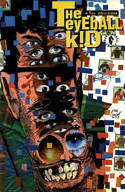 Eyeball Kid Vol 1