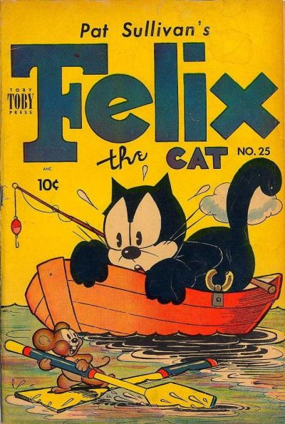 Felix the Cat Vol 1 25
