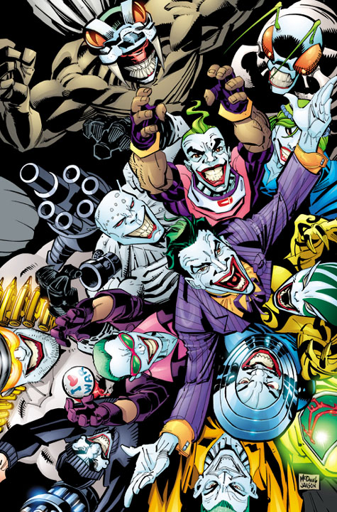 Joker (New Earth)/Gallery