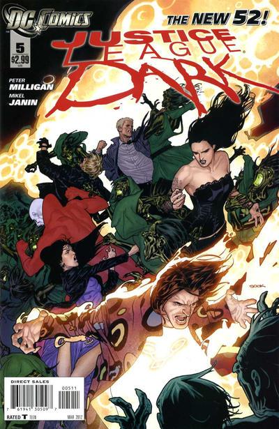 Justice League Dark Vol 1 5
