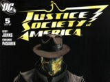 Justice Society of America Vol 3 5