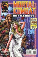 Mortal Kombat Battlewave Vol 1 6