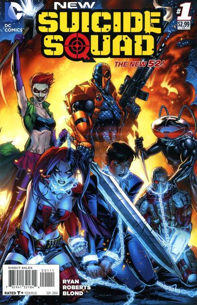 New Suicide Squad Vol 1 1