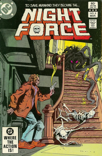 Night Force Vol 1 8