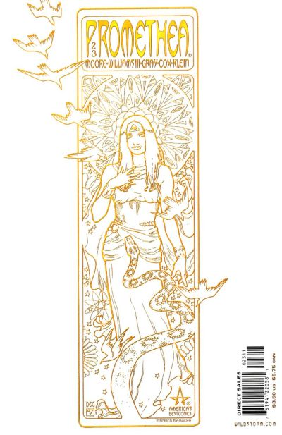 Promethea Vol 1 23