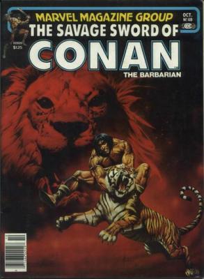 Savage Sword of Conan Vol 1 69