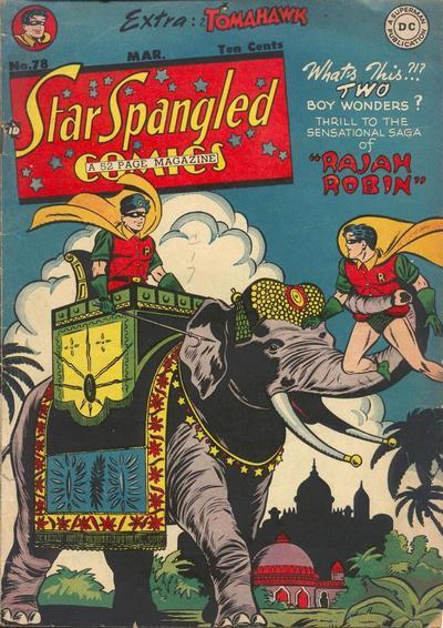 Star-Spangled Comics Vol 1 78