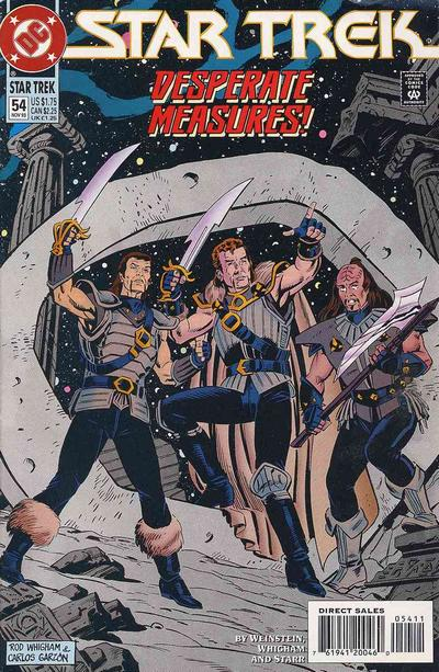 Star Trek (DC) Vol 2 54