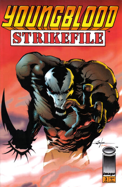 Youngblood: Strikefile Vol 1 3