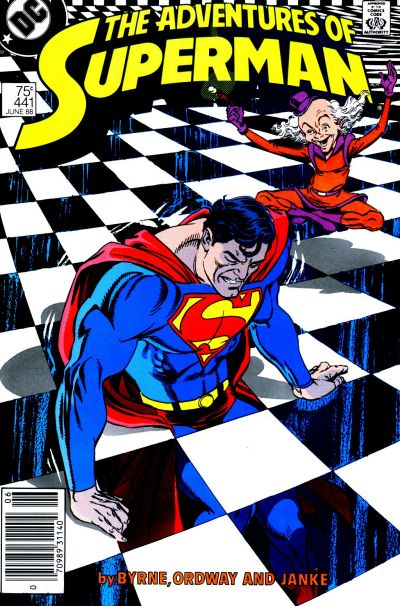 Adventures of Superman Vol 1 441