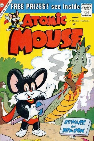 Atomic Mouse Vol 1 34