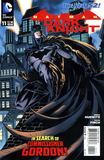 Batman: The Dark Knight Vol 2 11
