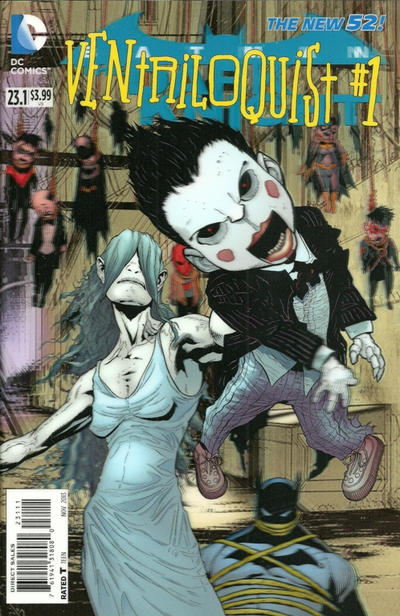 Batman: The Dark Knight Vol 2 23.1: The Ventriloquist