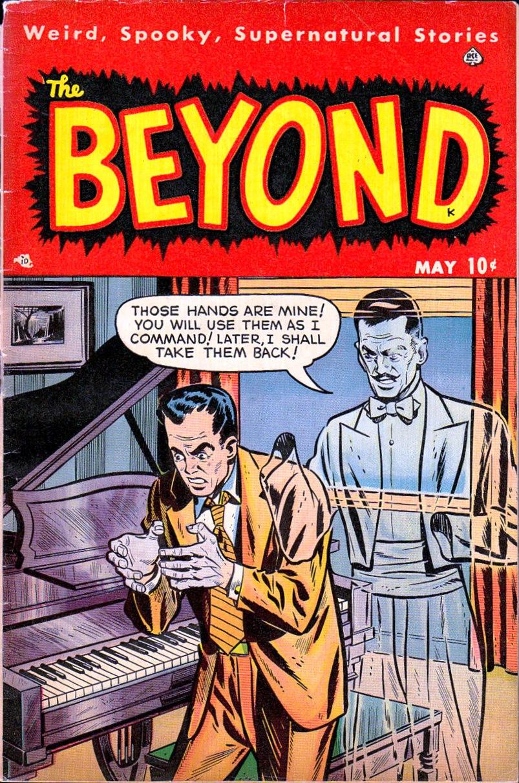 The Beyond Vol 1 4