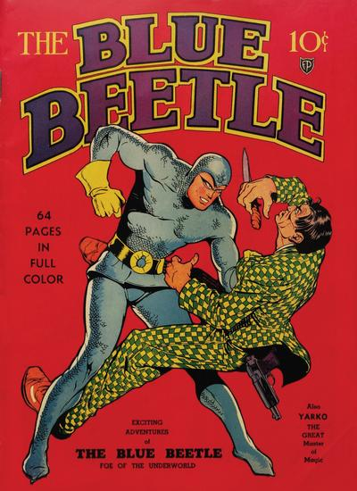 Blue Beetle/Covers
