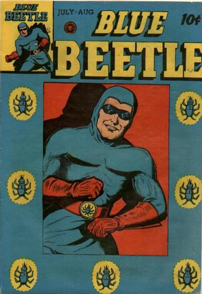 Blue Beetle (Fox) Vol 1 42
