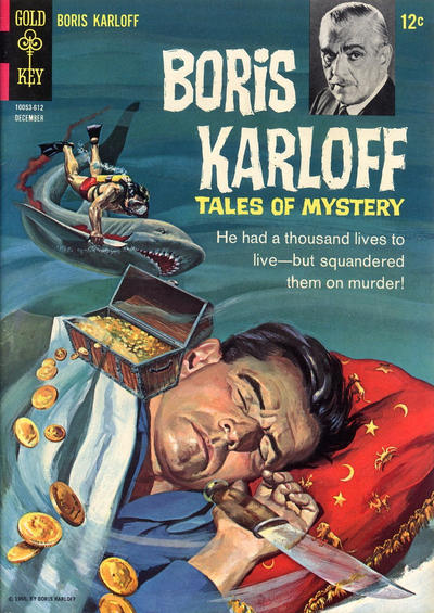 Boris Karloff's Tales of Mystery Vol 1 16