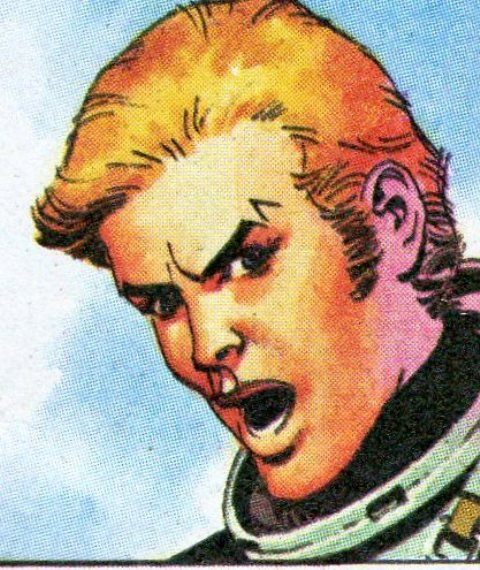 Dan Dare II (New Eagle)