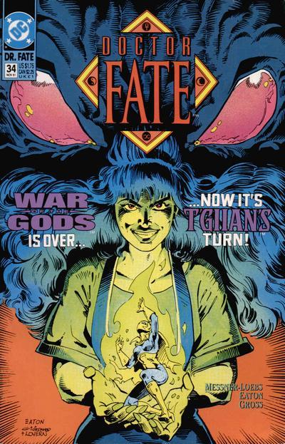 Doctor Fate Vol 2 34