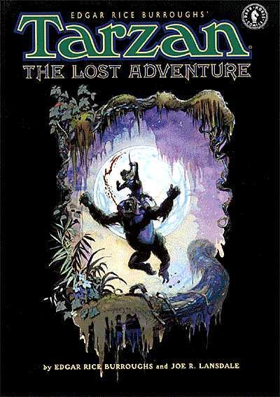 Edgar Rice Burroughs' Tarzan: The Lost Adventure Vol 1 2
