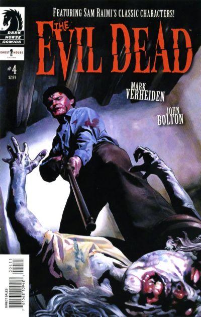 Evil Dead Vol 1 4