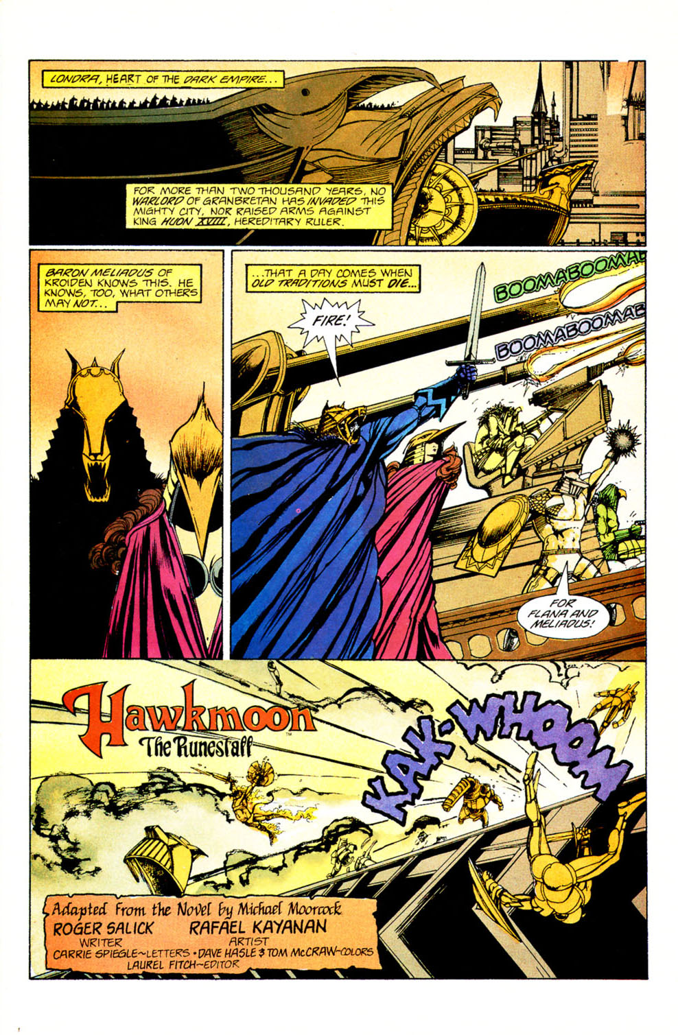 Hawkmoon Runestaff Vol 1 3