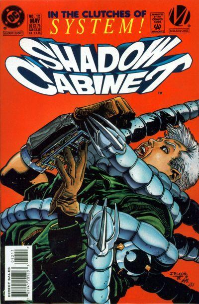 Shadow Cabinet Vol 1 12