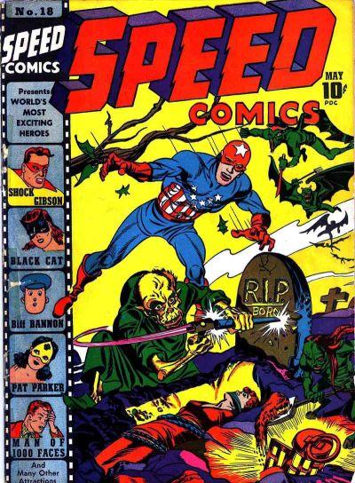 Speed Comics Vol 1 18