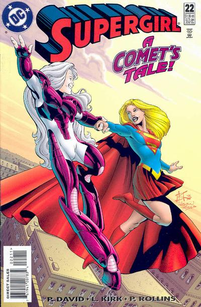 Supergirl Vol 4 22