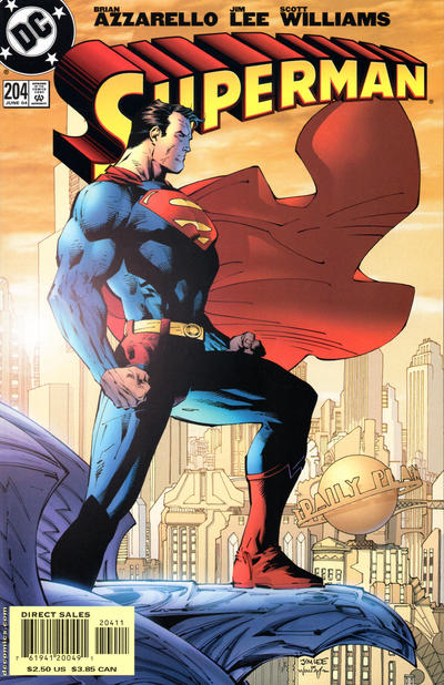 Superman Vol 2 204