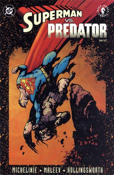 Superman vs. Predator Vol 1 1