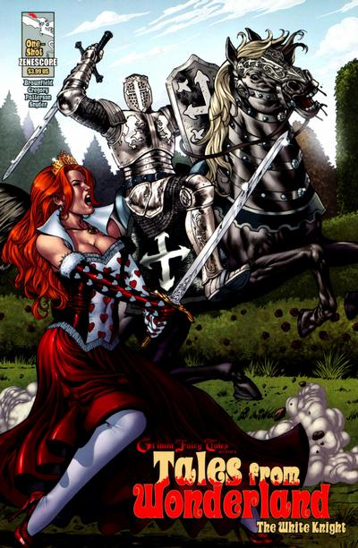 Tales from Wonderland: White Knight Vol 1