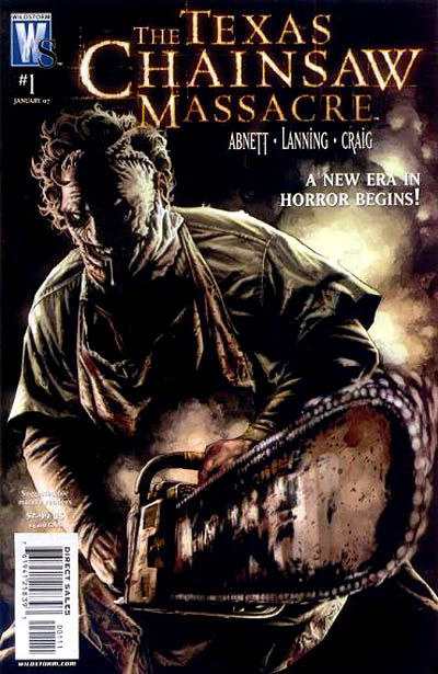 Texas Chainsaw Massacre Vol 1