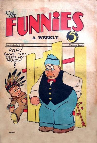 The Funnies Vol 1 34