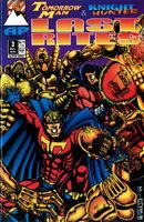 Tomorrow Man & Knight Hunter Last Rites Vol 1 3