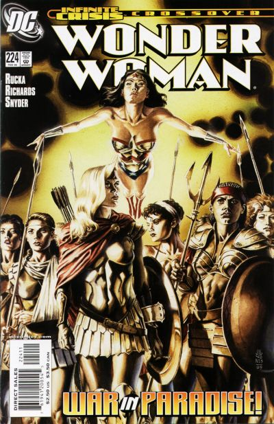 Wonder Woman Vol 2 224