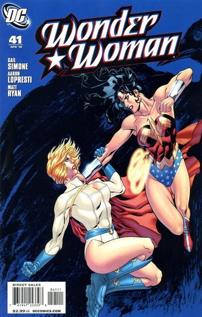 Wonder Woman Vol 3 41