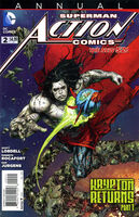 Action Comics Annual Vol 2 2
