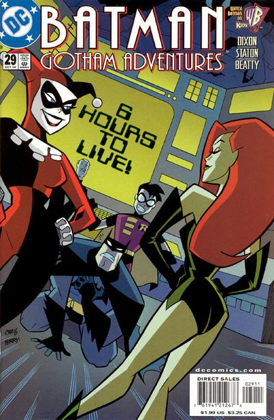 Batman: Gotham Adventures Vol 1 29