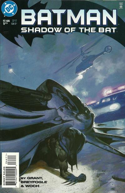 Batman: Shadow of the Bat Vol 1 66