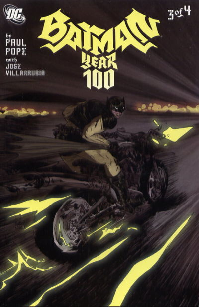Batman: Year 100 Vol 1 3