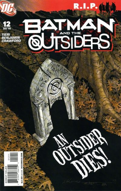 Batman and the Outsiders Vol 2 12