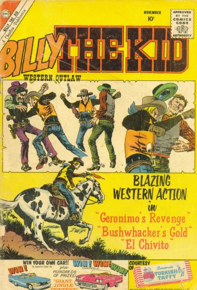 Billy the Kid Vol 1 25