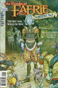 Books of Faerie Auberon's Tale Vol 1 1