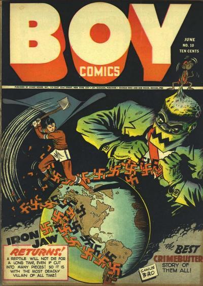 Boy Comics Vol 1 10