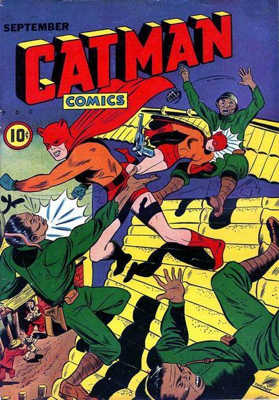 Cat-Man Comics Vol 1 26