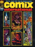 Comix International Vol 1 2